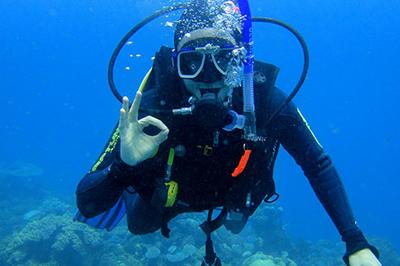 activities dive