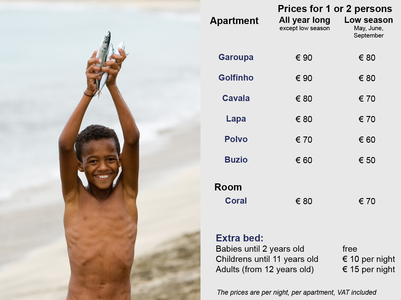 imagem tabela preço